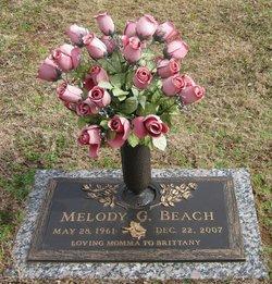 Melody G <i>Vickery</i> Beach