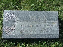 Mary Irene <i>MacMillan</i> Blair