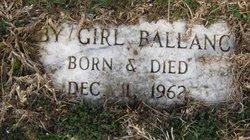 Baby Girl Ballance