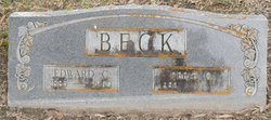 Edward C Beck