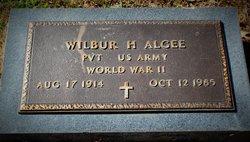 Wilbur H. Algee