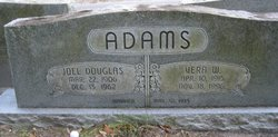 Vera <i>Williams</i> Adams