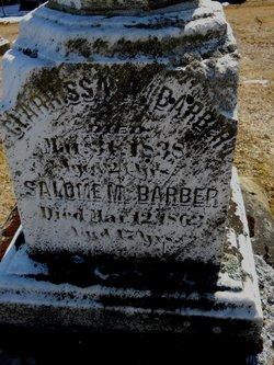 Clarrissa Barber