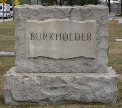 Susan B <i>Clark</i> Burkholder