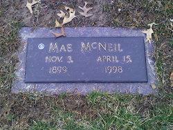 Mae <i>Conner</i> McNeil