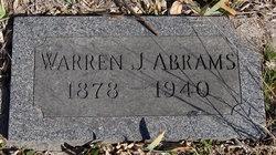 Warren J Abrams