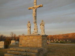 Saint Johns Roman Catholic Cemetery
