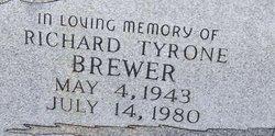Richard Tyrone Brewer