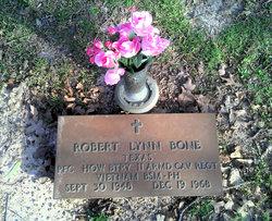 PFC Robert Lynn Bone
