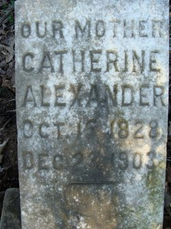 Catherine <i>Basinger</i> Alexander