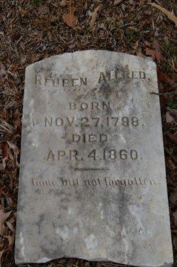 Reuben Allred