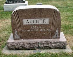 Adelia Allbee