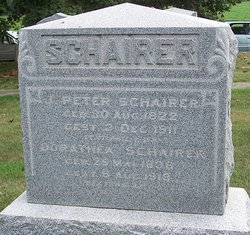 Dorothea <i>Layer</i> Schairer