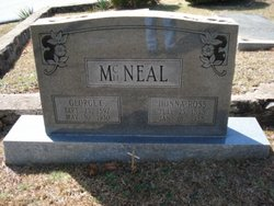 Donie Irene <i>Ross</i> McNeal
