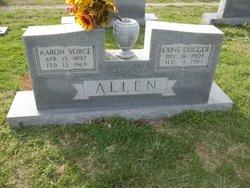 Exine <i>Dugger</i> Allen