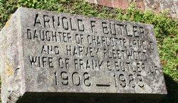 Arnold F. <i>Fleetwood</i> Butler