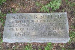 Noelle <i>Bradshaw</i> Butler