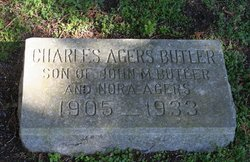 Charles Agers Butler