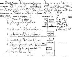 Benjamin Franklin Brinton