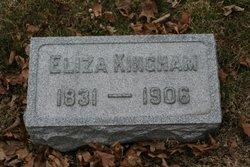 Eliza <i>Bennett</i> Kingham