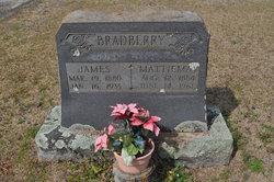 Mattie May <i>Middlebrooks</i> Bradberry