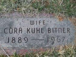Cora R. <i>Kuhl</i> Bitner