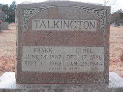 Frank Talkington