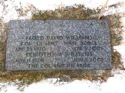 Dorothy Dottie <i>Anderton</i> Williams