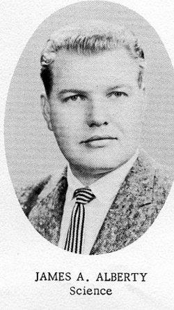 James Arthur Jim Alberty