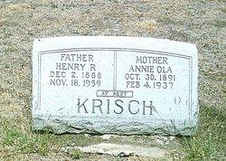 Henry Rudolph Krisch