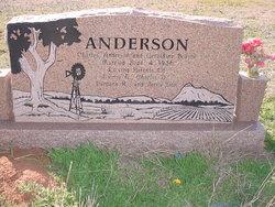 Geraldine <i>Beason</i> Anderson