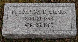Frederick D. Clark