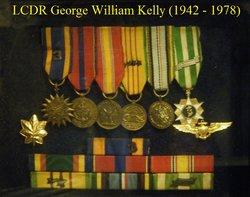 LCDR George William Kelly