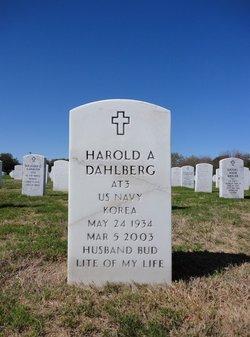 Harold Arthur Dahlberg
