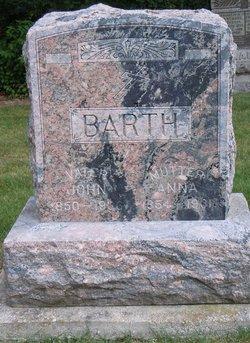 Anna <i>Koehler</i> Barth