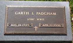 Garth L Padgham
