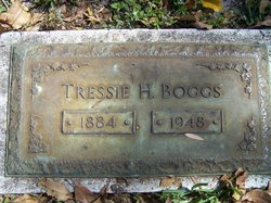 Tressie Carrie <i>Hammer</i> Boggs