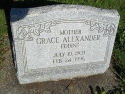 Grace M <i>Eddins</i> Alexander