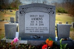 Shirley Dale <i>Brown</i> Ammons