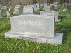 Cora Jane <i>Brown</i> Anderson