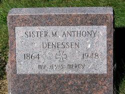 Sr M Anthony Denessen