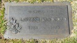 LaVerne Vernie <i>McCall</i> Bradford