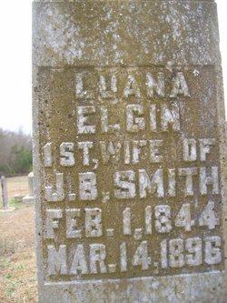 Luana Julany <i>Elgin</i> Smith