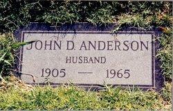 John Delin Anderson