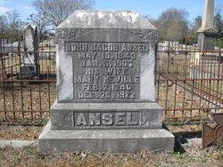 John Jacob Ansel