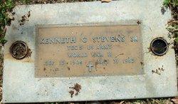 Kenneth Gail Stevens