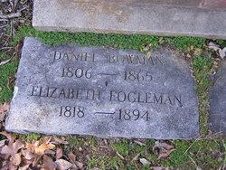 Elizabeth <i>Fogleman</i> Bowman