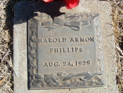 Harold Armon Phillips