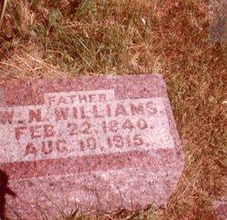 William Newell Williams