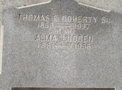 Alma <i>Ludden</i> Doherty